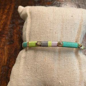Adjustable Stella and dot bracelet
